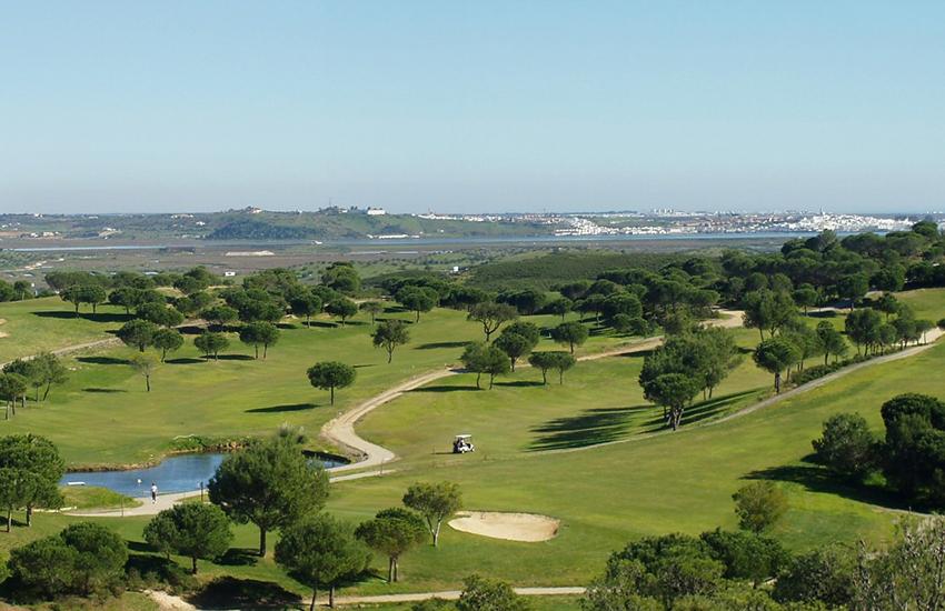 Campo de Golfe de Castro Marim